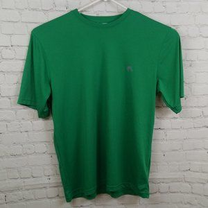 Adidas Green Men Crewneck T-shirt Size XXL